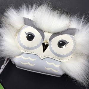 Kate Spade STAR BRIGHT OWL COIN PURSE- NWT
